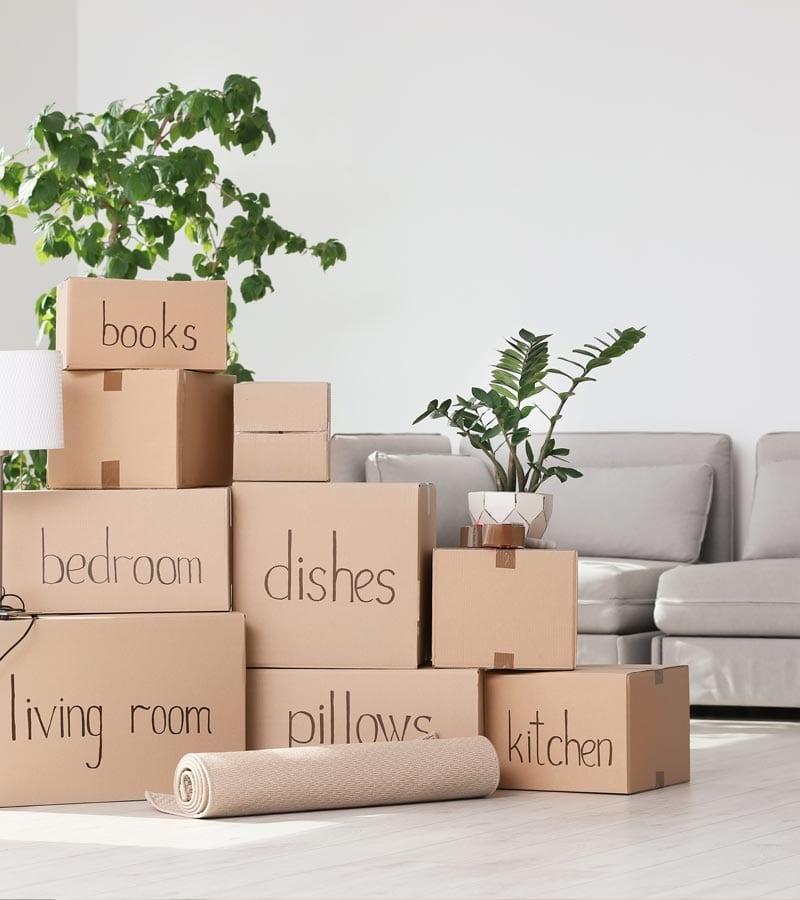 Μετακόμιση Σπιτιού